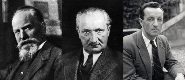 Husserl,+Heidegger